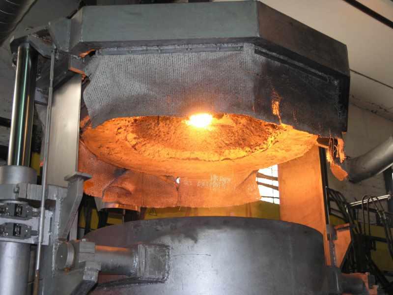 Литейное оборудование для жаропрочного литья