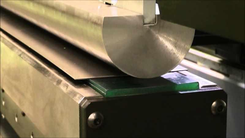 Штамповка деталей из листового металла холодная штамповка