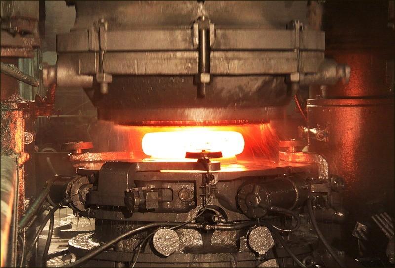 Термообработка в горячей объемной штамповке