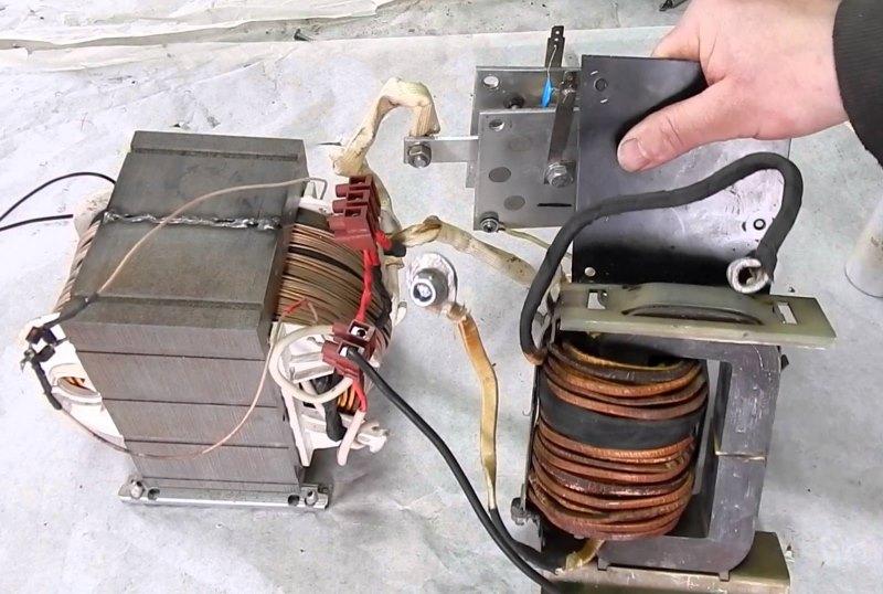Изготовление сварочного полуавтомата