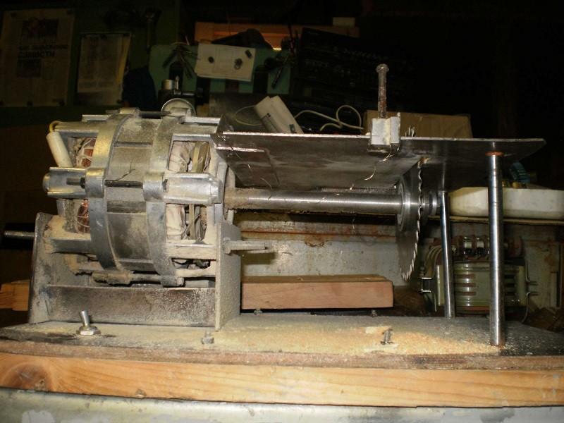 Двигатель для циркулярки своими руками