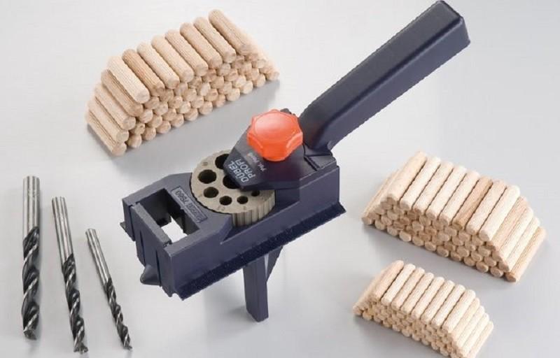 Кондуктор для сверления отверстий накладной