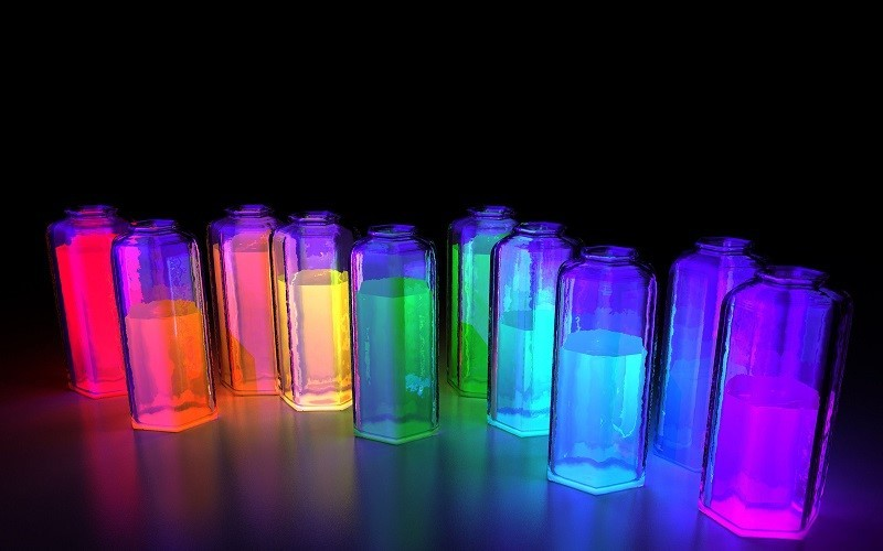 Использование ацетилена в лампе