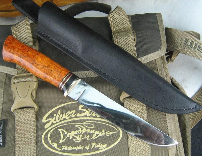 Подарочный нож из напильника