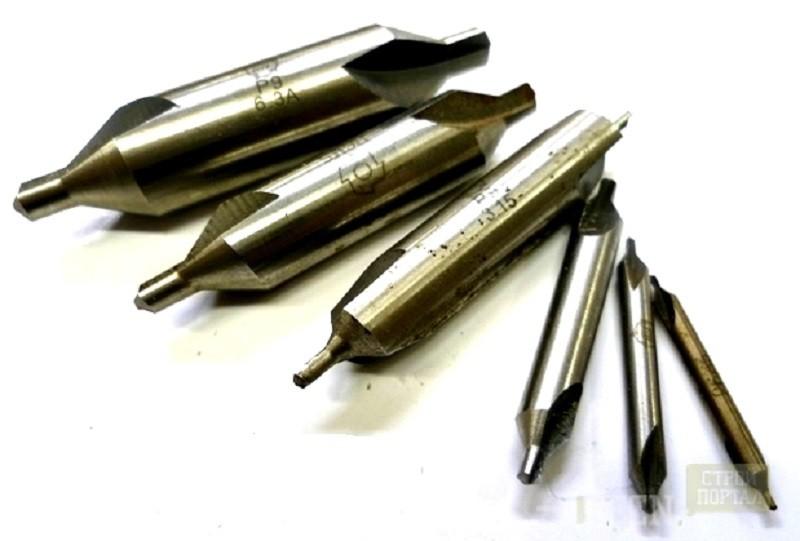 Сверла по металлу с нанесенной маркировкой