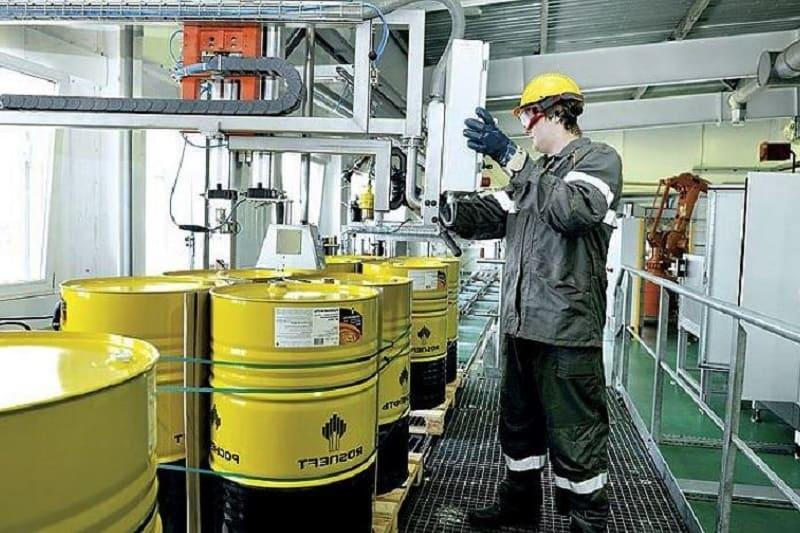 Хранение индустриального масла на промышленных предприятиях