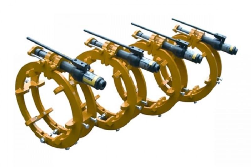 Центраторы для труб