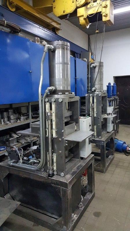 Промышленное оборудование для производства лего кирпича