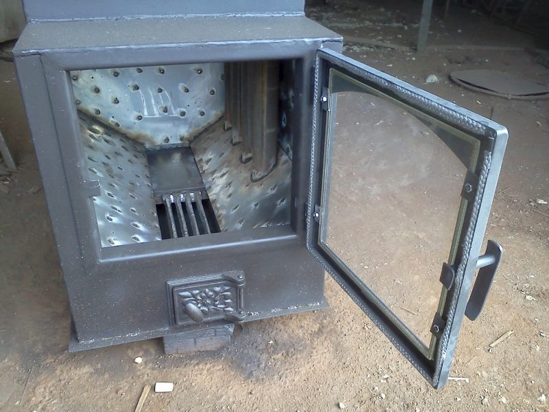 Банная печь из металла своими руками чертежи, размеры, фото