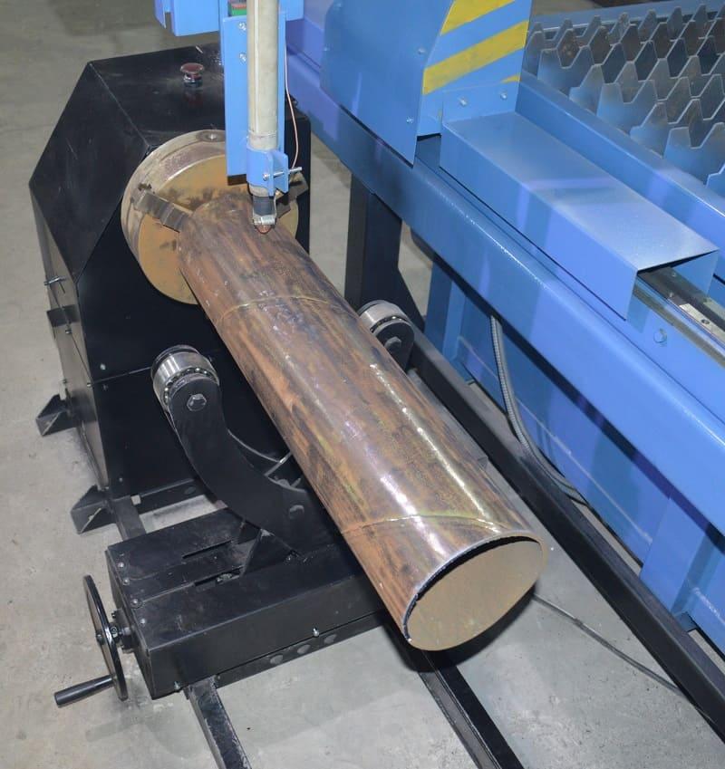 Станок для резки труб с ЧПУ