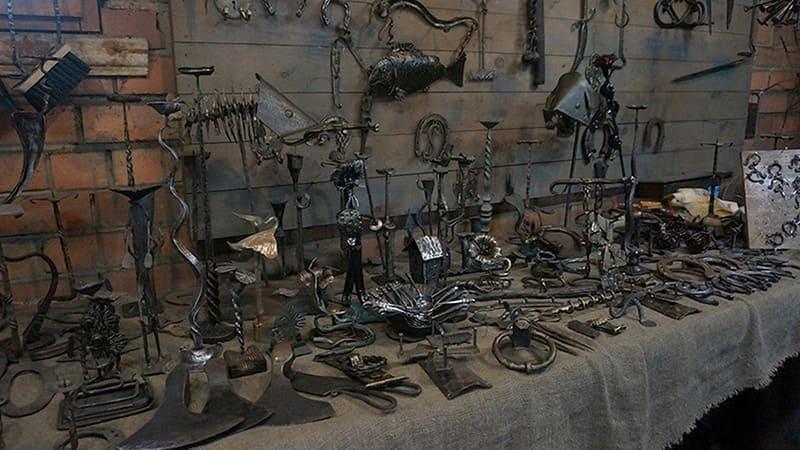 Кузница в гараже создание, обустройство, инструменты и приспособления