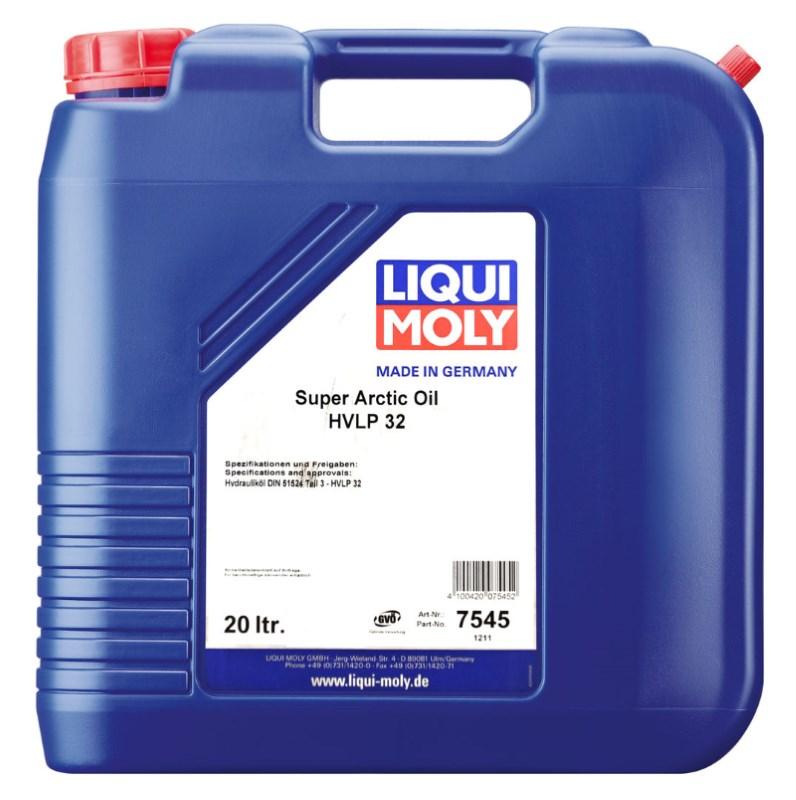 Синтетическое гидравлическое масло