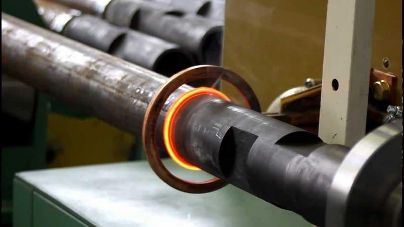 Термическая обработка сварного шва