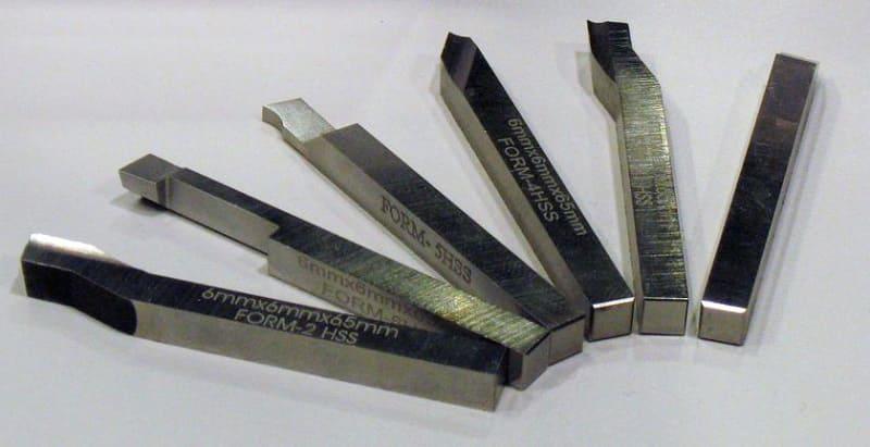 Углы токарного резца главные, вспомогательные, их измерение