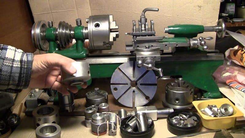 Часовой токарный станок настольный устройство, назначение, модели