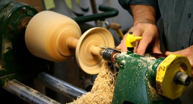 Изготовление детали из дерева