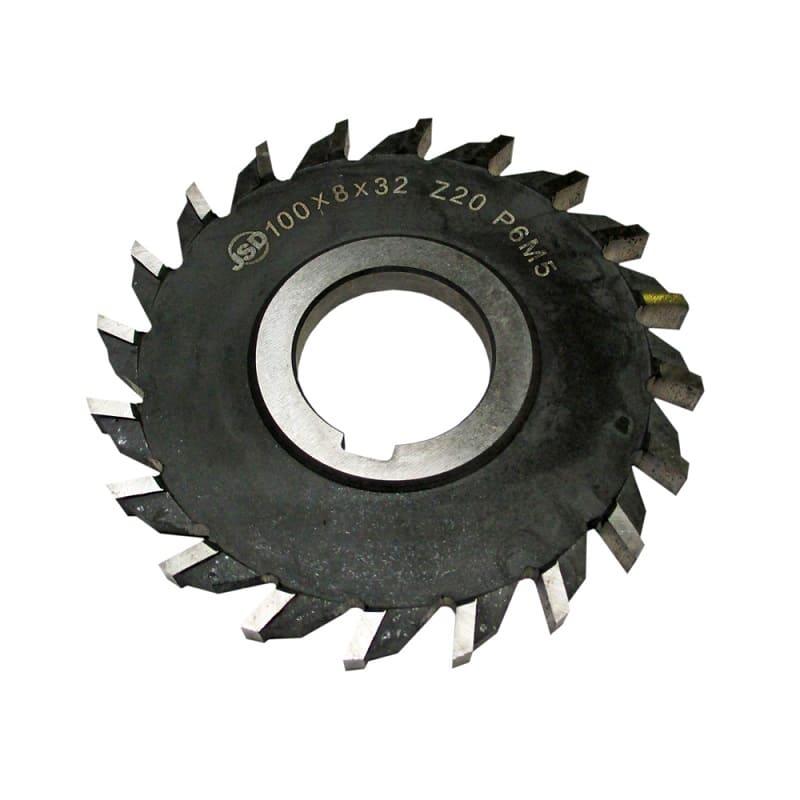 Фреза дисковая по металлу ГОСТ, типы, выбор, назначение