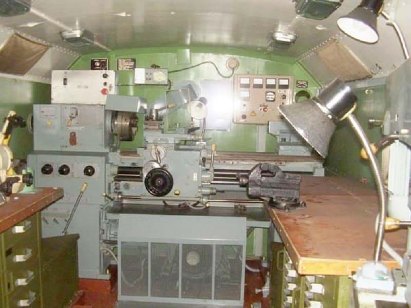 Внешний вид токарного станка ИТ-1М