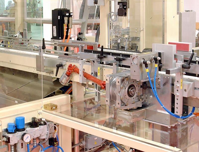 Использование цилиндрических редукторов в автомобильном производстве