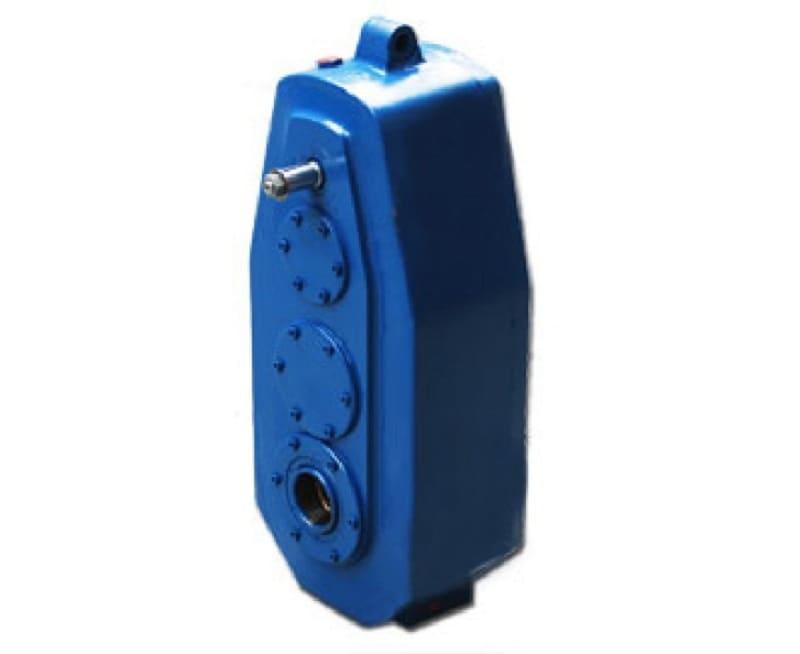едукторы цилиндрические с вертикальным расположением валов