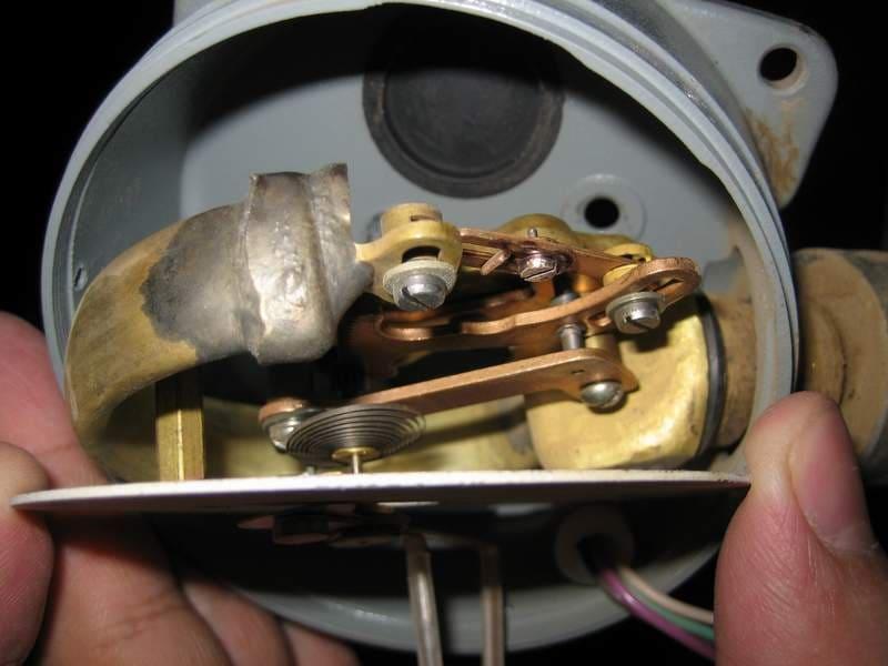 Изготовление самодельного электроконтактного манометра