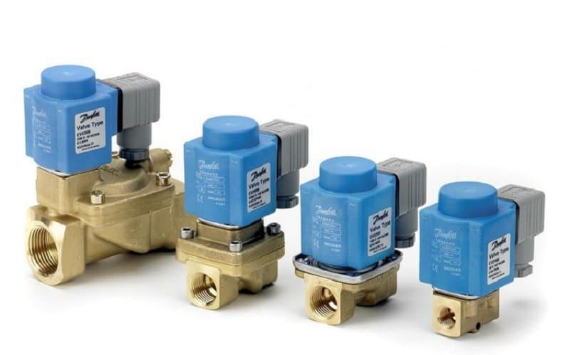 Электромагнитный клапан для водопровода