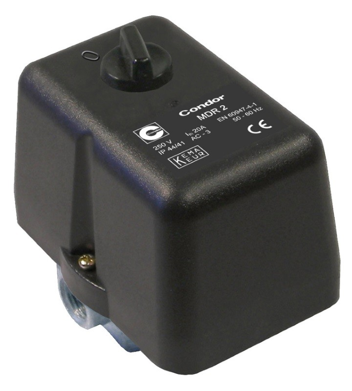 Реле давления для компрессоров 220В
