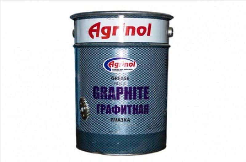 Графитовая смазка применение, ГОСТ, характеристики состав, свойства, область применения