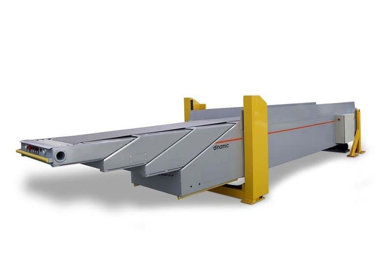 Телескопический транспортер чертежи сепаратор магнитный на конвейерах