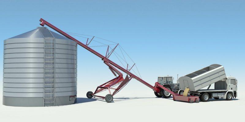 Транспортер зерна