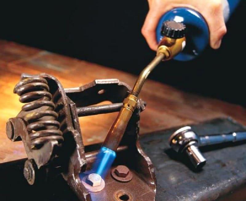 Как открутить болт, если он не выкручивается инструменты, методы, приемы