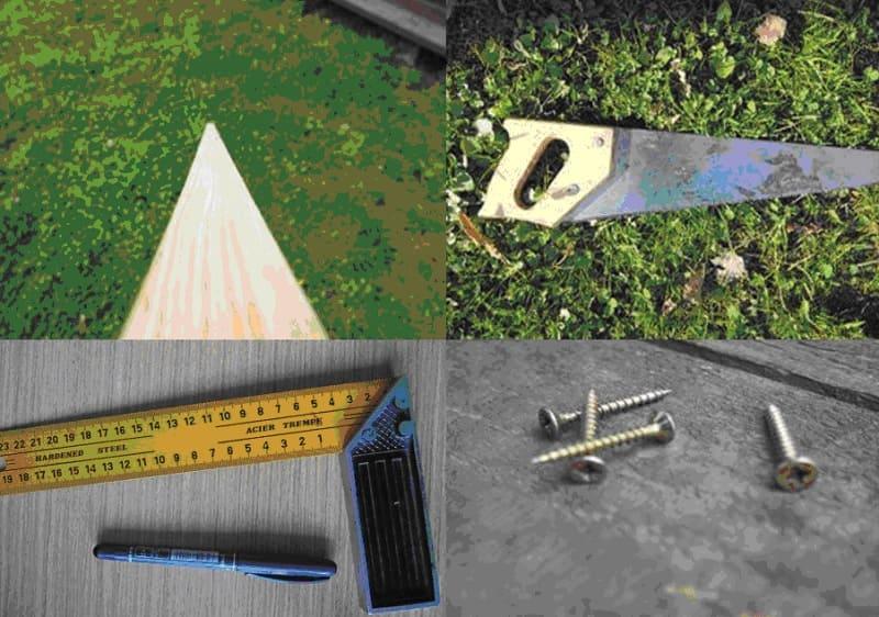 Инструменты для изготовления стусла