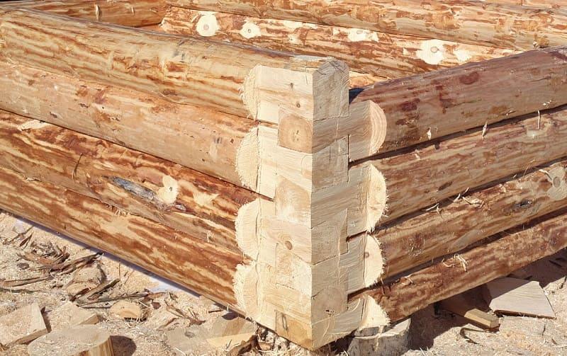Использование ласточкиного хвоста в строительстве