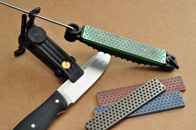 Заточка ножей инструменты, заточка в домашних условиях
