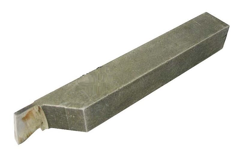 Канавочный резец р6м5